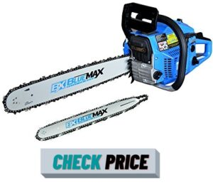 Blue Max Gas Chainsaw
