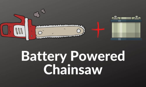 Top 5 Best Battery Powered Chainsaw Reviews 2021