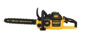 Dewalt Battery powered chainsaw reviews