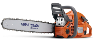 Husqvarna 455 Rancher Chainsaw for Milling