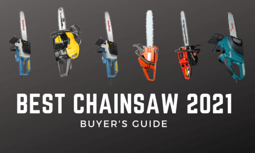 Top 10 Best Chainsaw Reviews in 2021 | Corded + Cordless