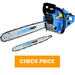 blue max chainsaw reviews