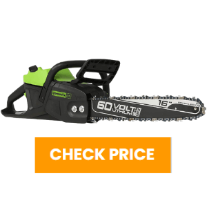 greenworks 60v chainsaw review