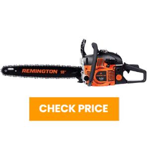 remington 18 inch chainsaw reviews